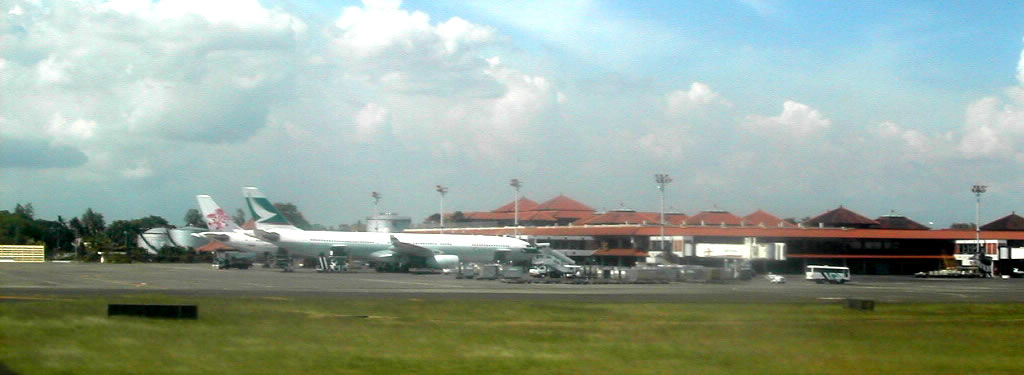 Aeroporto Denpasar : Bali airport ngurah rai denpasar wonderful