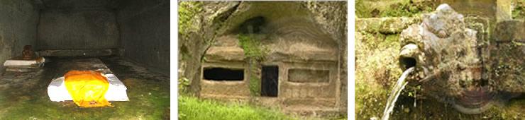 pre-Hindu Gunung Kawi temple