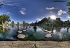Bali water palace of Tirtagangga