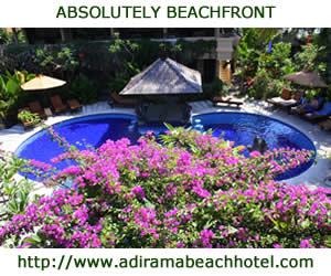 adirama beach hotel lovina bali
