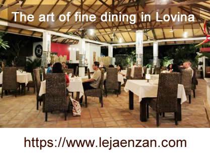 North Bali Restaurant Lejaenzan Lovina