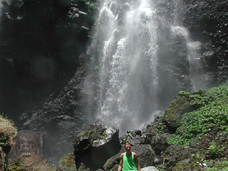 The waterfalls of Lemukih