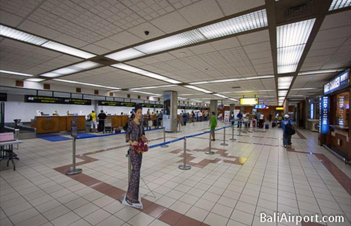 Bali Airport Ngurah Rai Denpasar Wonderful Bali